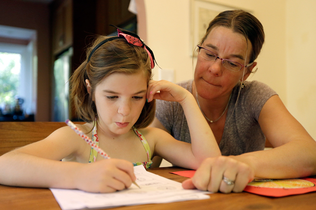 How can a Parent Teach a Child Maths at Home?