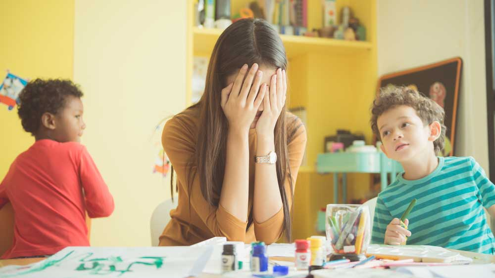 What's your Tutor Turnover? Covid Stress is taking its Toll